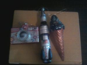 2012 ornament choices!