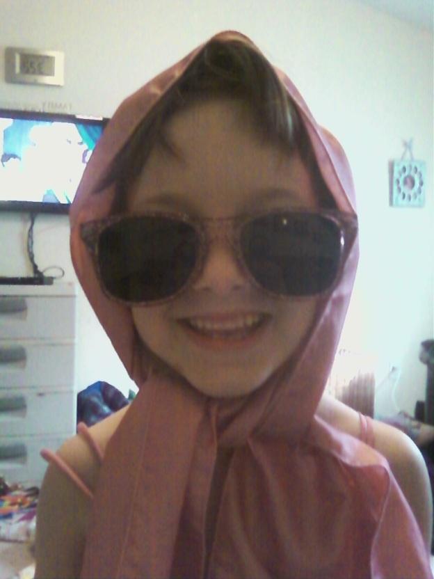 my little Grace Kelly
