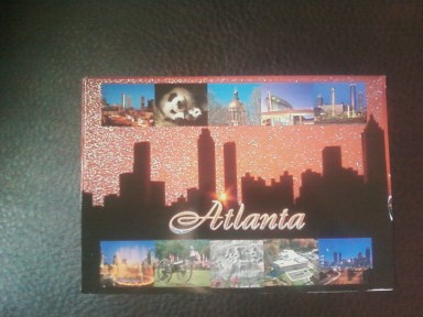 our pretty souvenir from atlanta mom of 3!