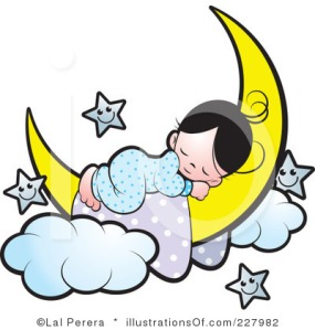 There was never a child so lovely but his mother was glad to get him to sleep ~Ralph Waldo Emerson