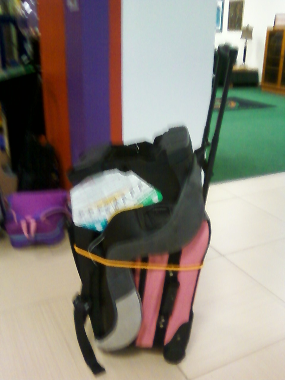 How To Tote A Car Seat Through An Airport Without Losing Your Mind