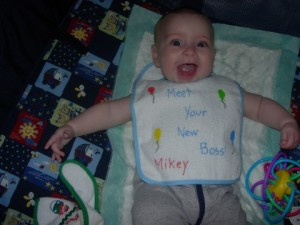 baby mikey